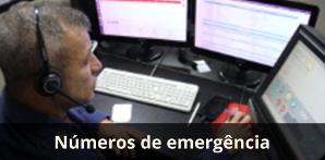 Números de emergência